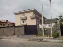 Brand New 3 units of 3 bedroom luxury Town House in a Serene Environment