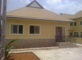 lovely semi detached houses & bungalow for sale in Independence Layout