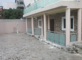 Newly Built Five Bedroom Duplex With A Room BQ