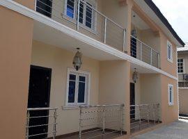 4 units of 4 bedroom flat