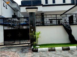 5 Units Of 4 Bedroom Fully Detached duplex
