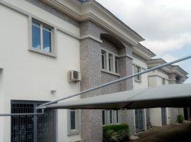 2 Units Of 4 Bedroom Semi Detached Duplex