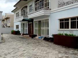 4 UNITS OF 3 BEDROOM FLAT AND 2 UNITS OF 2 BEDROOM FLATS