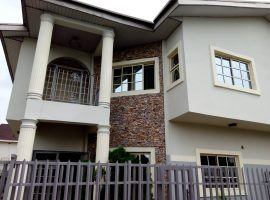 4 BEDROOM SEMI DETACHED DUPLEX