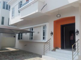 Newly Built 2 Units of 4 Bedroom Duplex