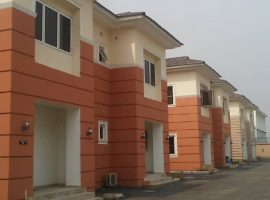 LUXURY 8 UNITS OF 4 BEDROOM DUPLEX