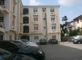 THREE (3) BEDROOM SERVICED APARTMENT